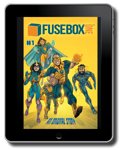 Comic Book_Ebook Device-2