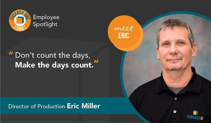 Employee Spotlight_Eric Miller