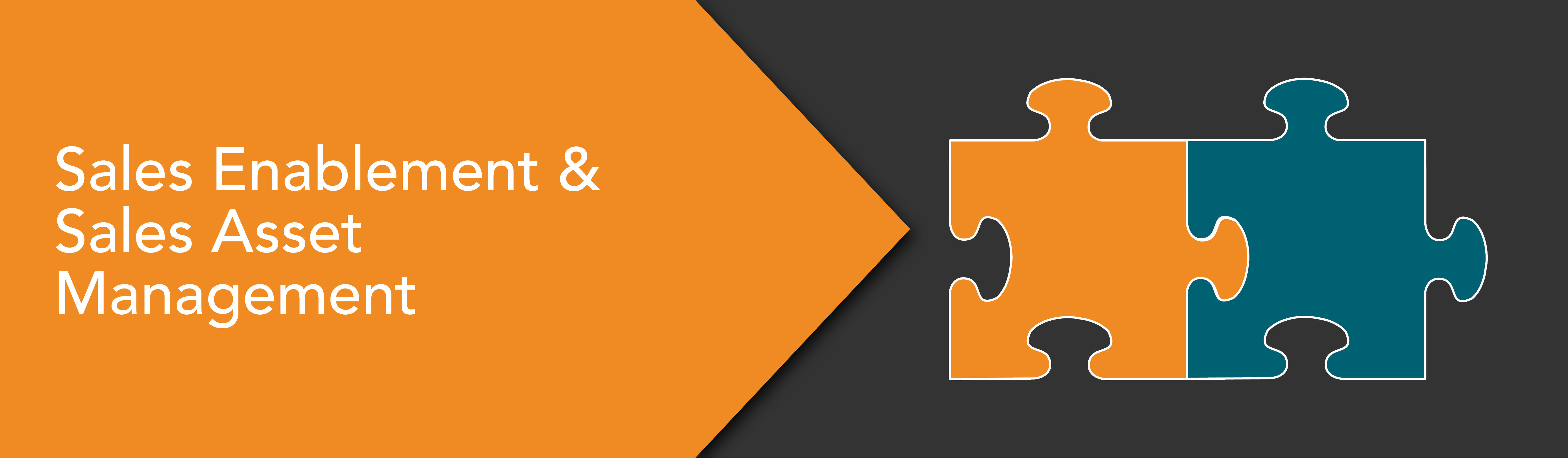 Sales Enablement and Sales Asset Management