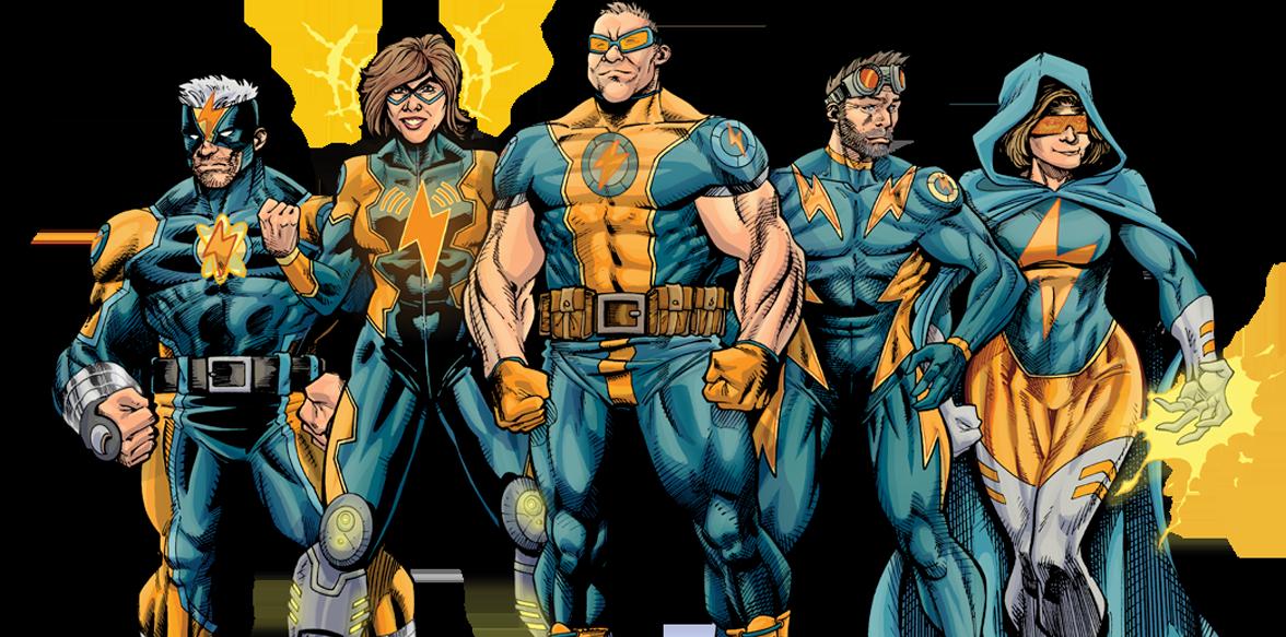 FuseBox One Heros