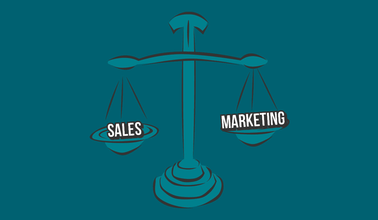 Sales and Marketing balancing a scale out