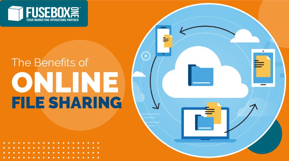 File-sharing with Digital Asset Management Platform