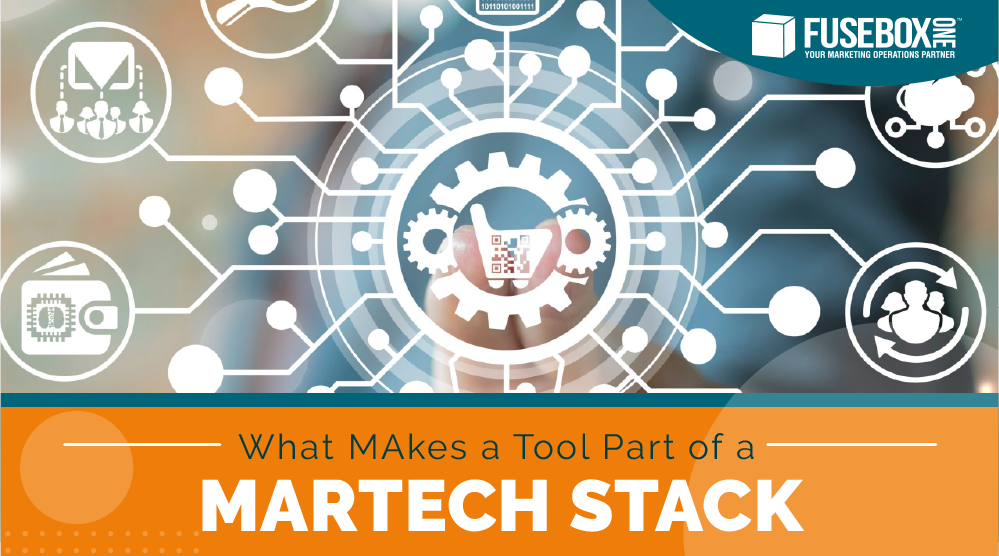 All of your MarTech tools as one.  Including Digital Asset Management.
